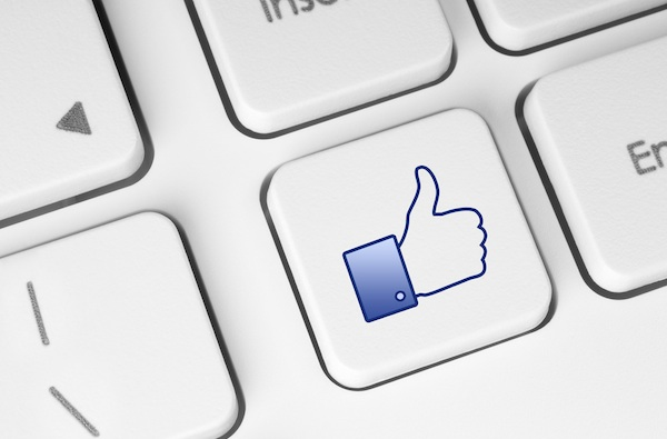 Facebook Like Key